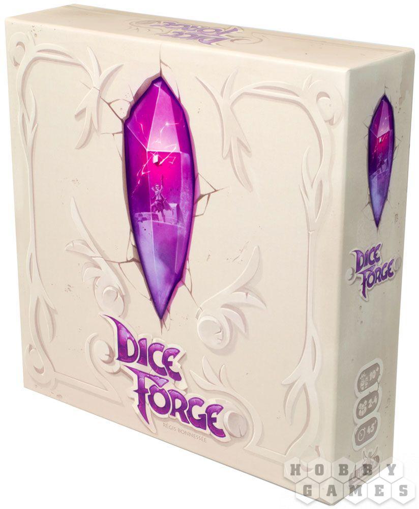 Настольная игра: Грани Судьбы (Dice Forge)