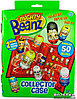 Крутые Бобы Mighty Beanz Оригинал Кейс коллекционера + 2 боба (стандартные)