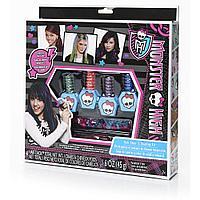 Набор для волос Monster High Краски волос Hair chox Beading kit, фото 1