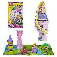 Пластилин Play Doh, Hasbro Набор для лепки Плэй До Башня Рапунцель