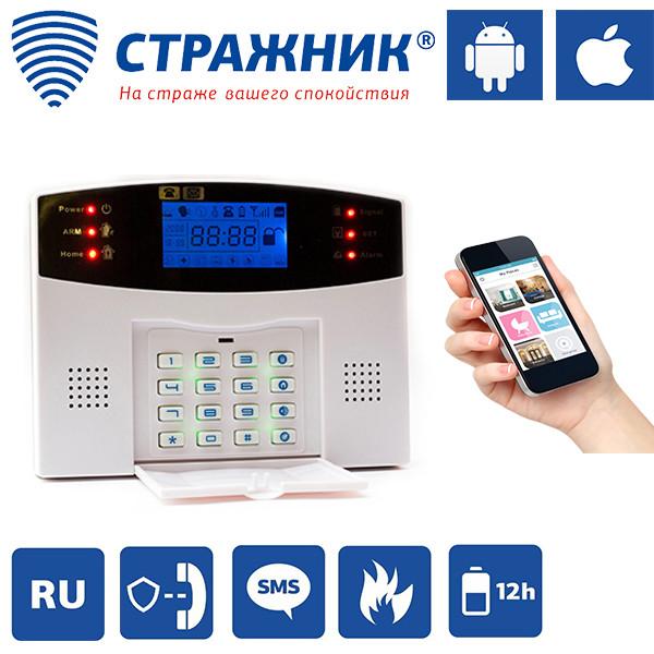 GSM сигнализация Стражник Sokol