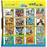 Сборник игр 366 in 1 ( Nintendo DS Lite / DS I ) ( не оригинал )
