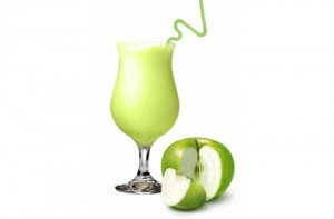 Смесь для коктейлей Экстра Лайт Зеленое Яблоко