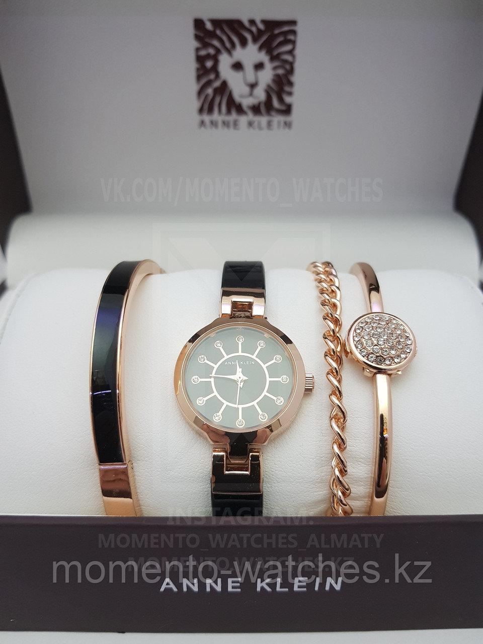 Женские Часы Anne Klein Набор