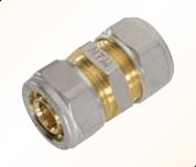 Соединитель прямой NTM ц32 ц32 (32)