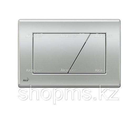 Кнопка к системе инсталляции М172 матовая, фото 2