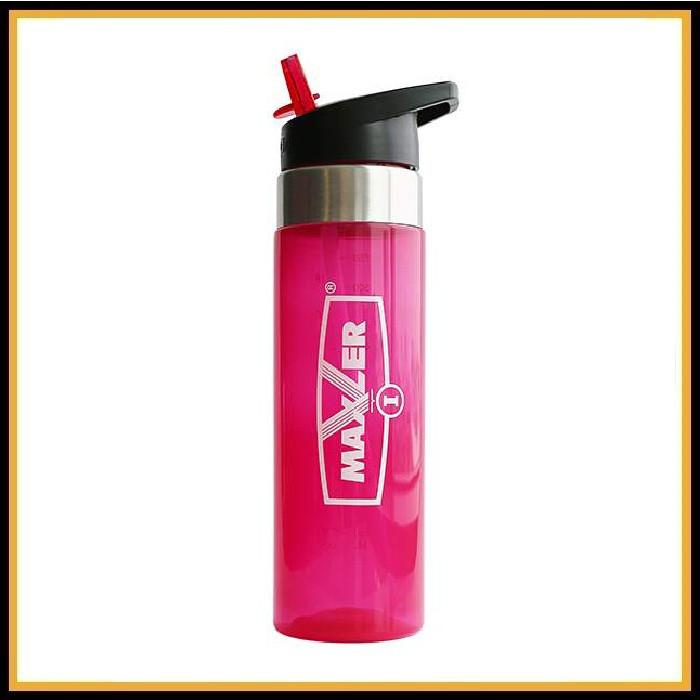 MXL. Bottles 550 ml - Black (Бутылка для воды - Розовая)