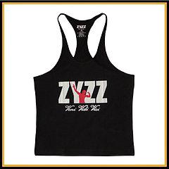 Майка черная Zyzz размер - L