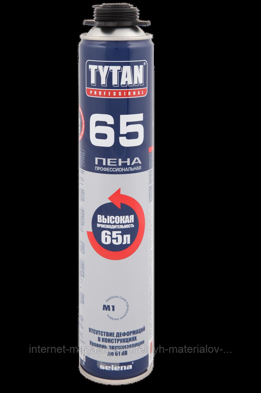 Пена монтажная TYTAN 65