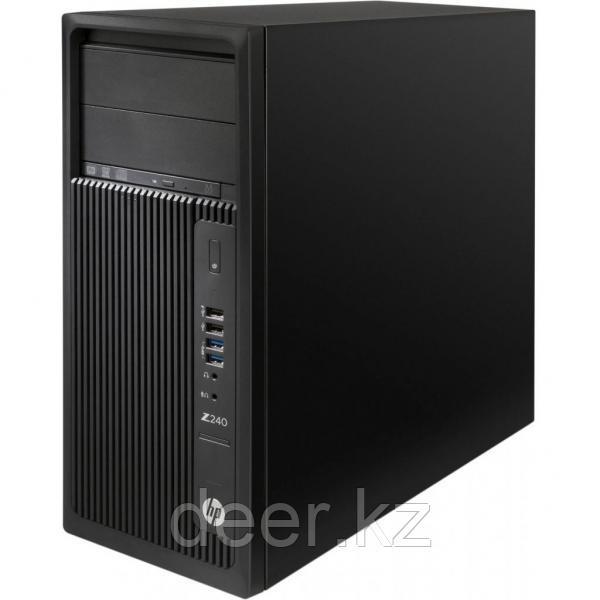 Рабочая станция HP Europe Z240 /Tower /Intel Xeon E3
