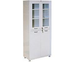 Медицинский шкаф двухстворчатый MD 2 1780R (1850х800х400 мм)