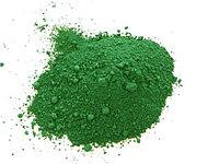 """Краситель сухой зеленый """"Белый медведь"""""""