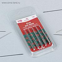 Игла для кожи к бытовым швейным машинам №90 110
