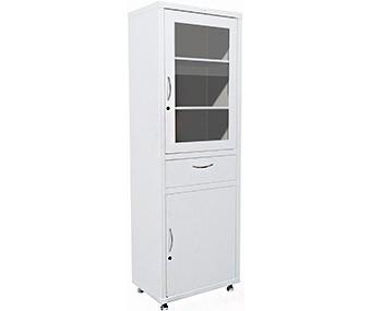 Медицинский шкаф одностворчатый MD 1 1760R-1 (1850х600х400 мм)