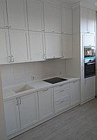 Кухонный гарнитур на заказ в стиле неоклассика, фото 1