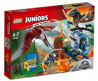 Lego juniors - Побег птеранодона