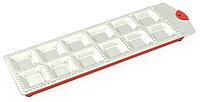 8576 FISSMAN Форма для приготовления равиоли - 12 квадратных ячеек 45 мм (алюминий)
