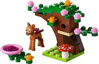 LEGOFriends  Оленёнок в лесу