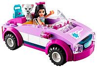 LEGO Friends Спортивный автомобиль Эммы, фото 1
