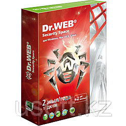 Dr.Web Security Space SILVER