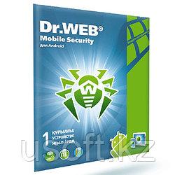 Dr.WEB Mobile Security 1 устройство/1 год