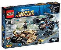 LEGO Super Heroes Бэт против Бэйна-погоня за Тумблером, фото 1