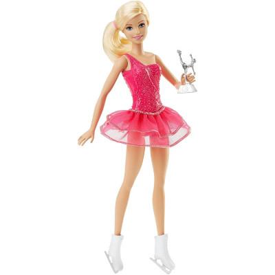 "Barbie ""Кем быть?"" Кукла Барби - Фигуристка"