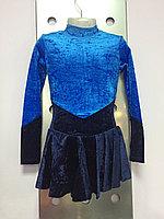 Платье-купальник для фигурного катания и танцев, фото 1