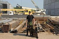 Охрана строящихся объектов, строительных площадок