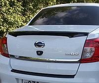 """Спойлер - лип """"АртФорм"""" (в цвет автомобиля) Datsun On-Do c 2014 г.в., фото 1"""