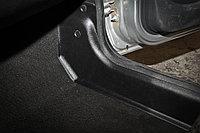 "Накладки на ковролин передние Лада Ларгус | LADA Largus (2 шт.) ""АртФорм"" с 2012 г.в."