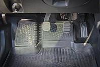 "Накладки на ковролин передние Рено Дастер | Renault Duster (2 шт.) ""АртФорм "" с 2015 г.в. (рестайлинг), фото 1"