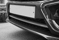 "Накладка на передний бампер (НЕОКРАШЕННАЯ) Лада Веста | LADA Vesta ""АртФорм"" Седан c 2016 г.в., фото 1"