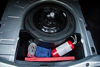 Органайзер нижний в обхват запасного колеса Рено Логан | Renault Logan 2 АртФорм c 2014 г.в., фото 1