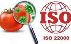 Стандарт ISO 22000 в области безопасности пищевой продукции