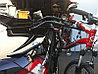 Багажник для 3 велосипедов на заднюю дверь Yakima SuperJoe 3