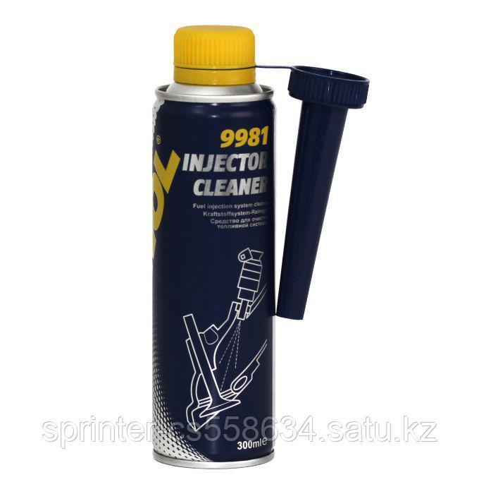 MANNOL INJECTOR CLEANER (очиститель инжекторов)