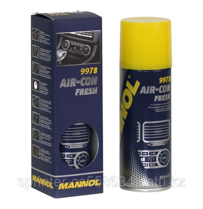 MANNOL AIR-CON FRESH (очиститель кондиционера)