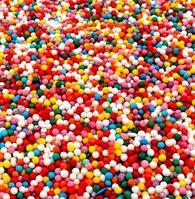"""Посыпка """"Шарики разноцветные"""""""