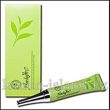 Крем для кожи вокруг глаз увлажняющий с экстрактом зелёного чая.