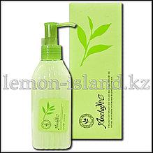 Лосьон для лица очищающий и увлажняющий с экстрактом зелёного чая.