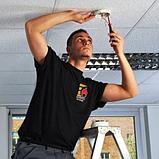 Обслуживание и монтаж систем охранной пожарной сигнализации ОПС, фото 6