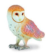 CollectA Фигурка Амбарная сова, 5 см