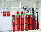 Обслуживание и монтаж газовых систем охранной пожарной сигнализации ОПС, фото 4