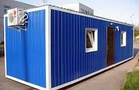 Бытовка (ИТР) на базе 40 фут контейнера на 2 мест