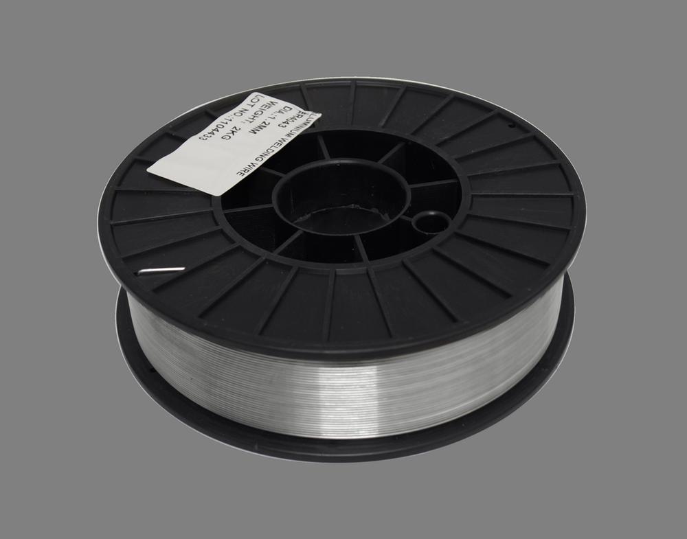 Алюминевая проволока MIG 5356 (ALMg5) 0.8мм уп.0.5кг