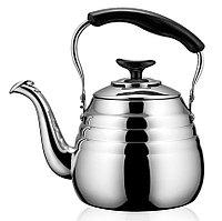 5943 FISSMAN Чайник для кипячения воды DEAUVILLE 2 л (нерж. сталь)