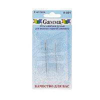 Иглы швейные ручные для вязаных изделий (металл)