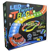 Светящаяся дорога Twister Track (Magic Track) (132 детали дороги)