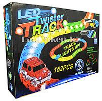 Светящаяся дорога Twister Track (Magic Track) (152 детали дороги)
